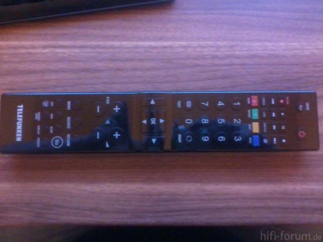 Telefunken 3D Full-HD TV