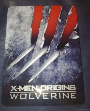 Wolverine Steelbook