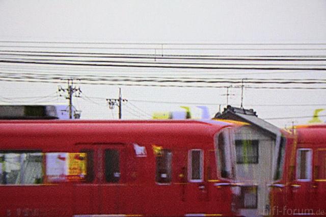 Farbgeschwindigkeit Mit Referenzvideo