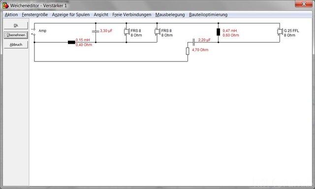 Projekt: Umbau TeufelMotiv 6 -Neue Weiche