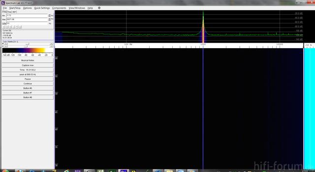 Spectrum Lab Focusrite Saffire PRO 24