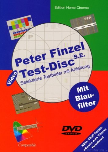 Peter Finzel Test Disc