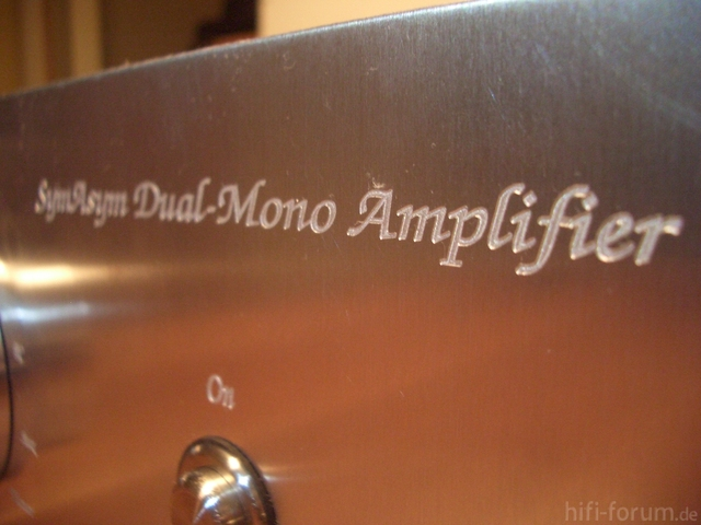 SymAsym Dual-Mono Amplifier - Logo