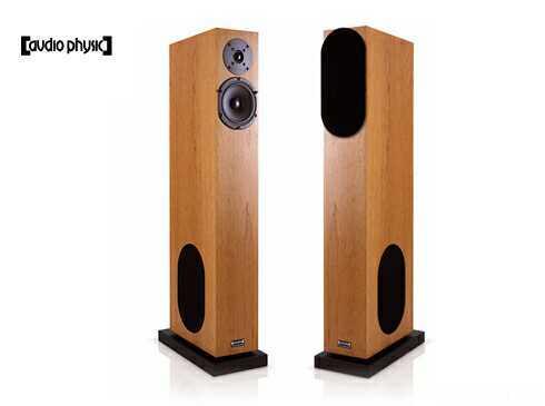 Audiophysic Yara Ii Superior Kirsche Z1