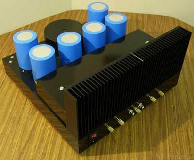 Hiraga Super Class A Amplifier