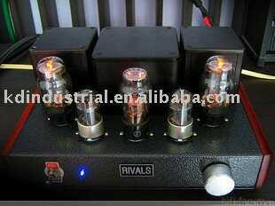 Vacuum Tube Integrated Amplifier 6N8P 6SN7 6P3P Amp NEW