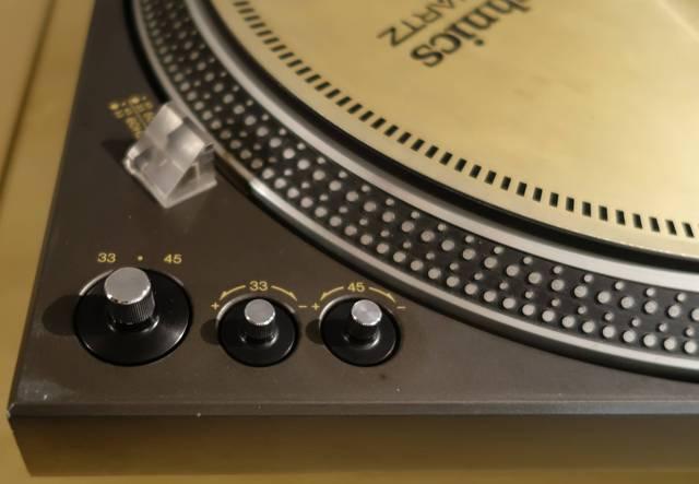 Technics SL 1610