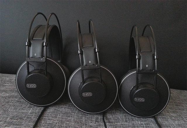 AKG K400 Trio