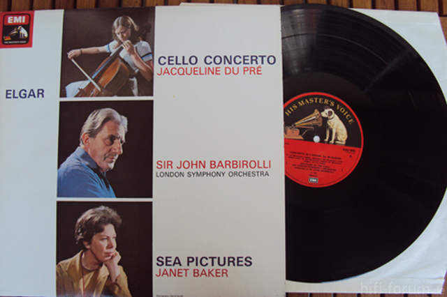 Elgar   Cello Concerto Op  85  Sea Pictures Op  37
