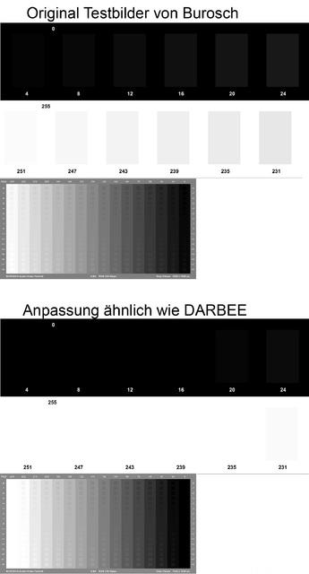 2 Darbee Nachstellung