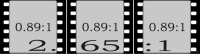 35mm Cinerama