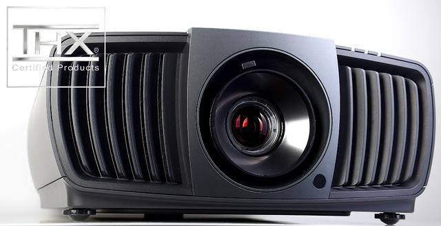 BenQ W11000 - Front THX - Foto Michael B. Rehders