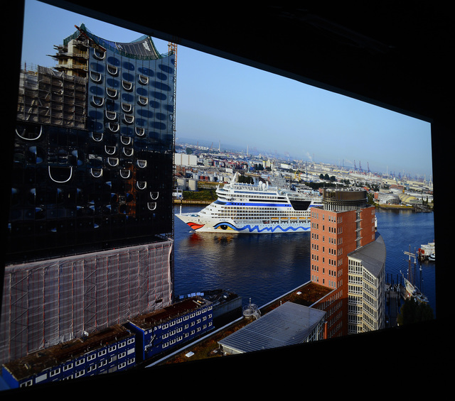 BenQ W11000 - Screenshot - Hafen - 4K-Auflösung - Foto Michael B. Rehders