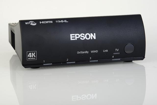 Epson EH-TW9300W - 4K-Wireless-Sender - Foto Michael B. Rehders