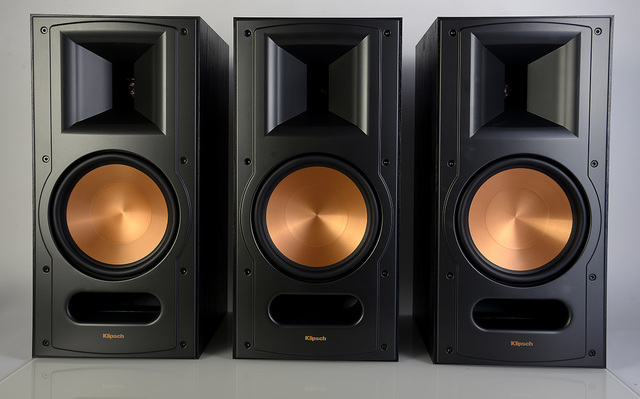 klipsch rb 81 reference ii 3 st ck f r heimkino. Black Bedroom Furniture Sets. Home Design Ideas