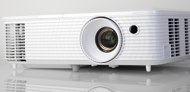 Optoma HD27 - Projektor - Foto Michael B. Rehders