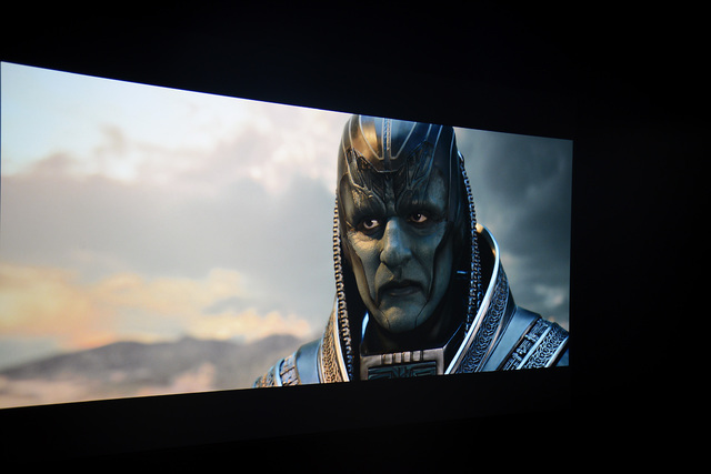 Optoma HD27   Screenshot X Men Apocalypse 4