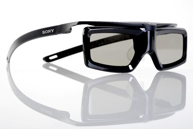 Sony VPL-HW45 - 3D-Brille - Foto Michael B. Rehders_MBR8458