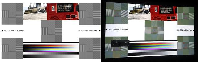 Sony VPL-VW520 - UHD-Original vs. UHD-Projektion - Foto Michael B. Rehders_MBR003