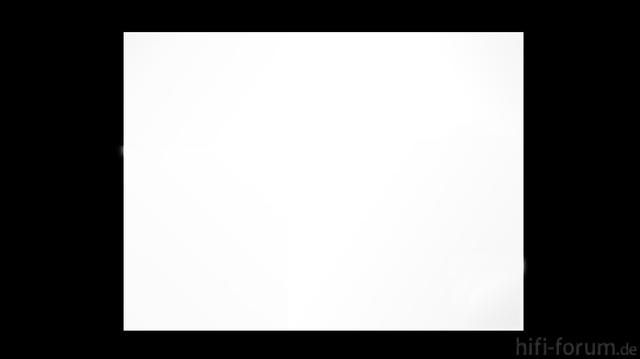 Weißbild Lichtverlust über Das Bild 90 IRE
