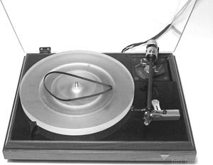 Pinktriangle Turntable