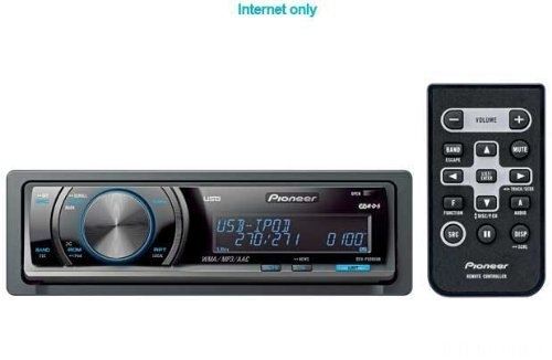 Pioneer DEH P6000UB MP3 CD RDS Tuner Car Stereo 0