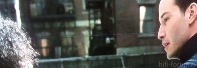 Panasonic STW50 Pixel Linie