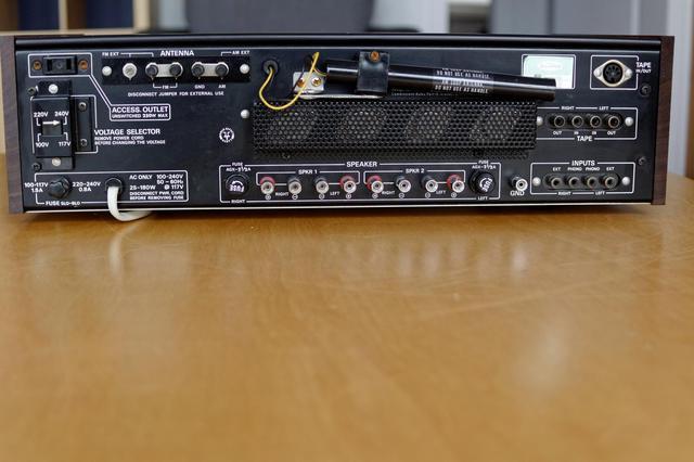 HH Scott Stereomaster 636s