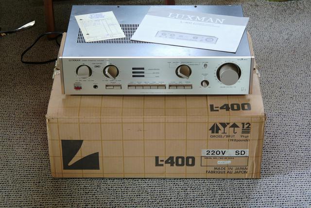 Luxman L400