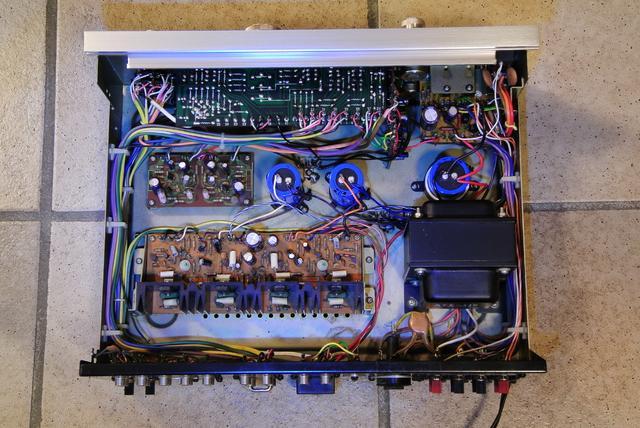 Pioneer SA6200 revidiert