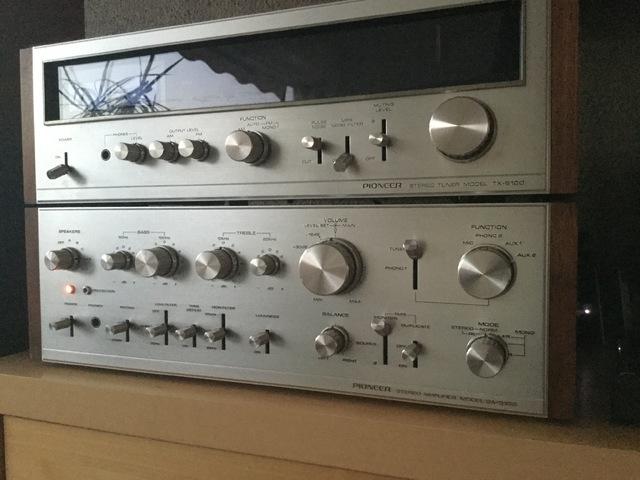Pioneer SA9100