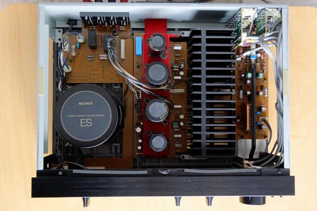 Sony TA-F550ES