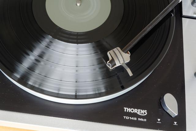 Thorens TD 145 MKII