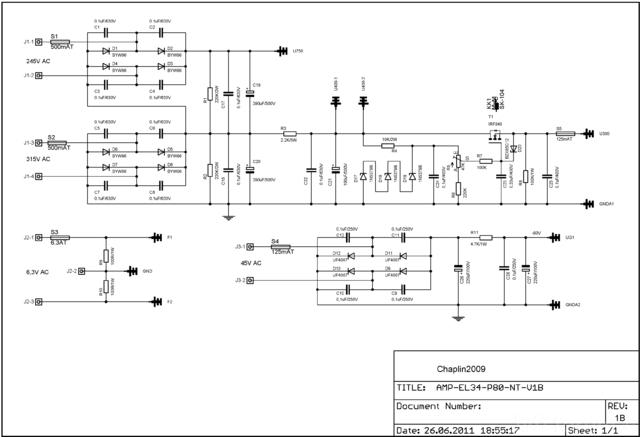 AMP-EL34-P80-NT-V1B