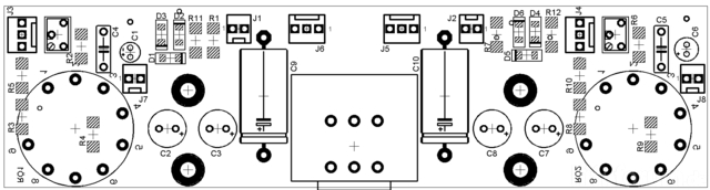 VU-Meter Board