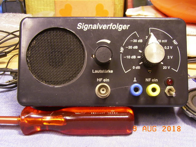 Signalverfolger+AC187K/Ac188K