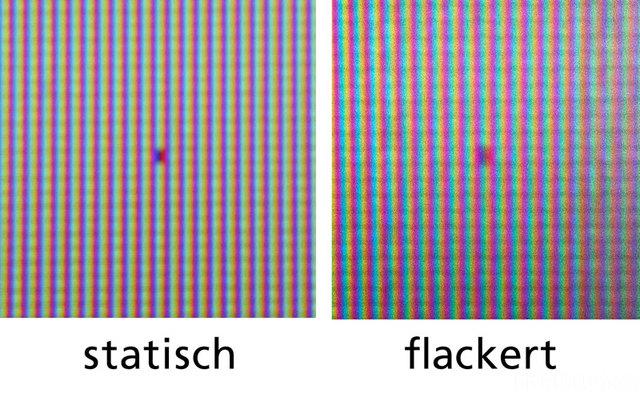 Pixelfehler PS59D7000