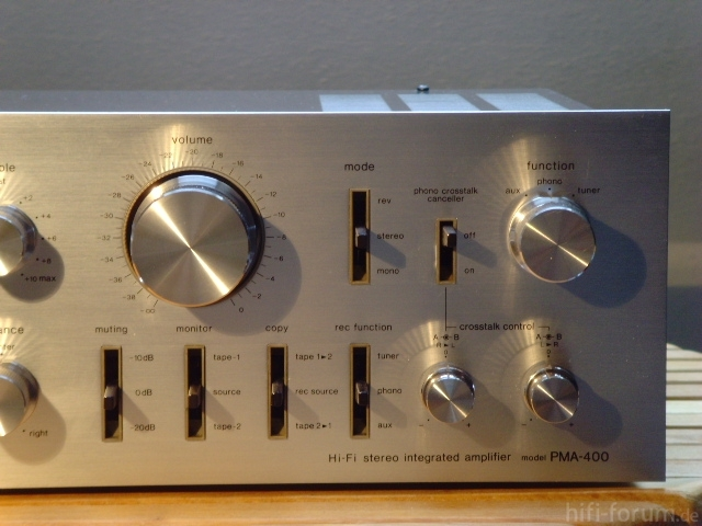 PMA 400 5