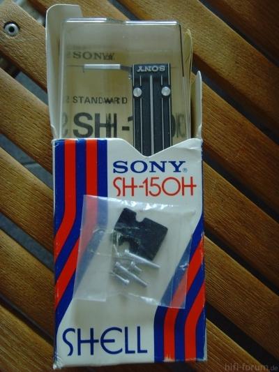 Sony Shell SH 150 H