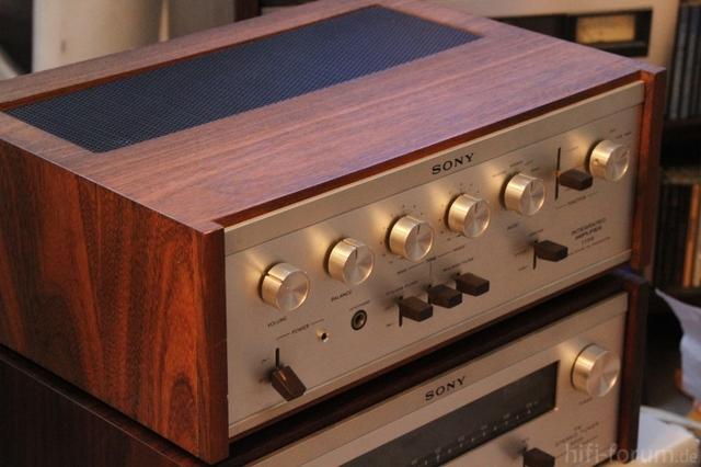 Sony ST 1120 Und TA 5000