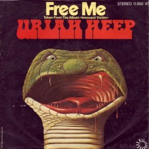 Uriah Heep Free Me S