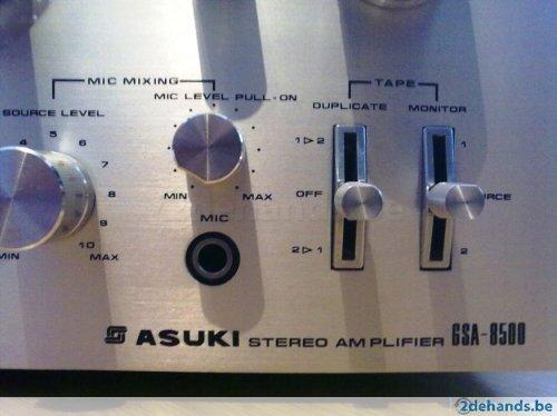 ASUKI GSA-8500