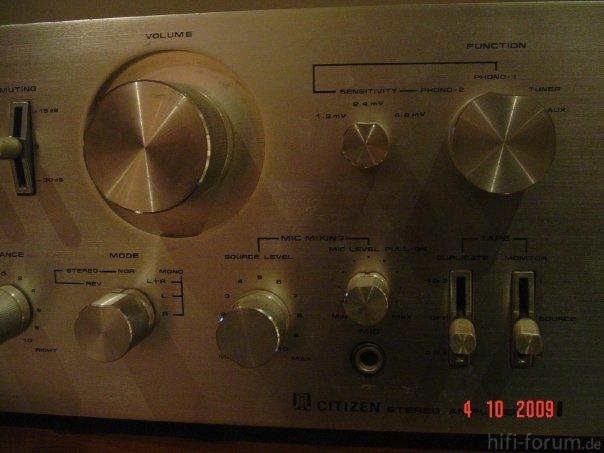 CITIZEN GSA-8500