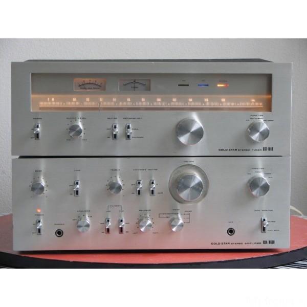 Goldstar GSA-8600 GST-1010