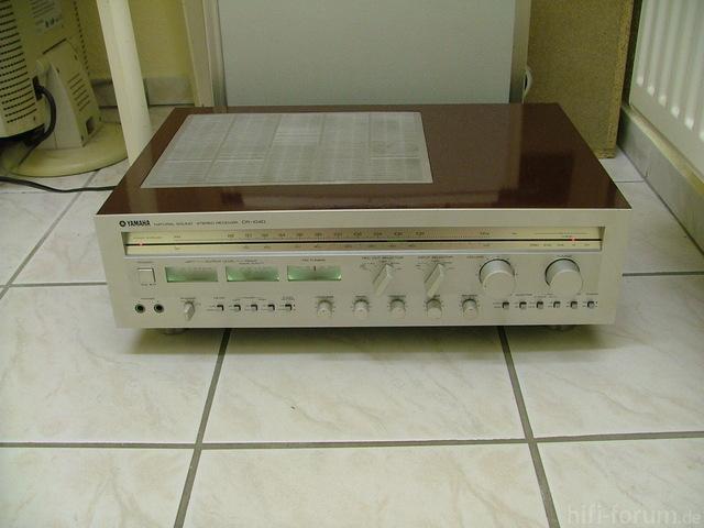 Yamaha CR 1040