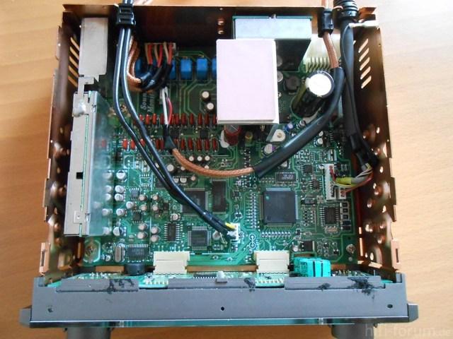 DTA-500X Inside