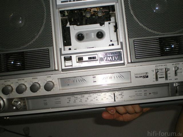 Aiwa Tpr 990 Bilder Laufwerk