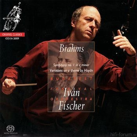 Ivan Fischer. Cover