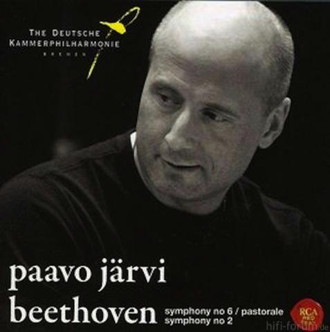 Paavo Järvi, CoverCover