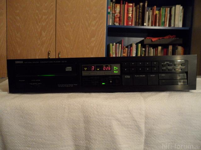 Yamaha CD 2